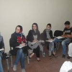 Academic Human Rights Training Participants