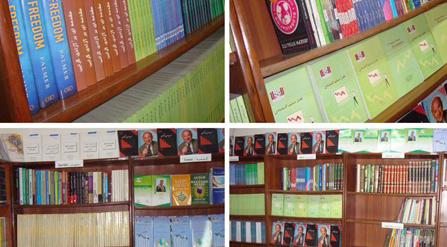 AELSO's new Library